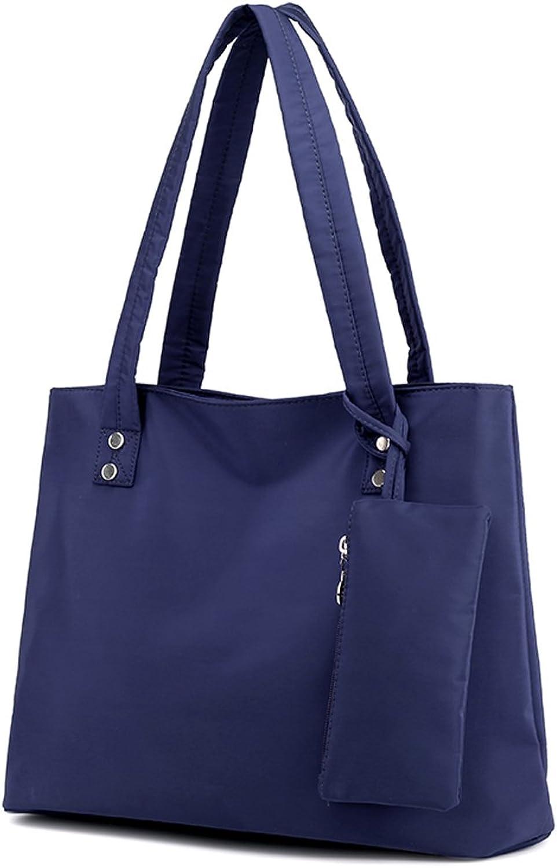 Alovhad Women Handbag Shoulder Bags Purse Waterproof Nylon Tote Travel hobo Bags Purse