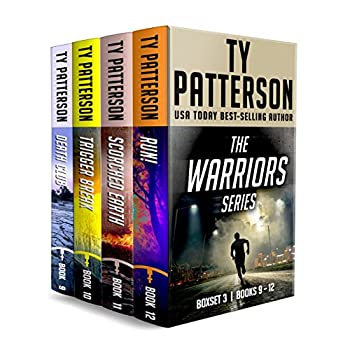 The Warriors Series Boxset III Books 9-12  A Bundle of Covert-Ops Suspense Action Novels