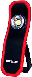 Lanterna de Inspeção Recarregável Lâmpada aem Led 5w Flex Detail Kers Yes Tools