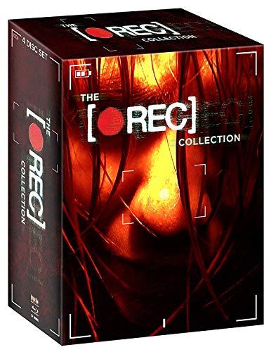 REC Collection Blu ray Manuela Velasco