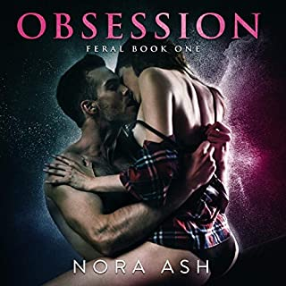 Feral: Obsession                   By:                                                                                                                                 Nora Ash                               Narrated by:                                                                                                                                 Thurlow Holmes                      Length: 2 hrs and 25 mins     Not rated yet     Overall 0.0