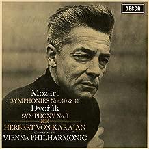 Mozart: Symphonies No.40 & 41 / Dvorak: Symphony No.8 SHM