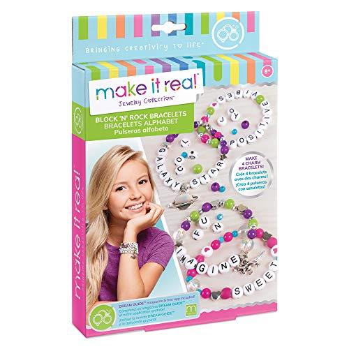 Make It Real – Block n' Rock Bracelets