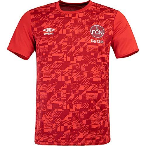 UMBRO 1. FC Nürnberg Warm Up Trikot (L, red)