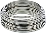 The Hillman Group 123114 Hillman Stainless Steel 30' Hobby Wire 19 Gauge