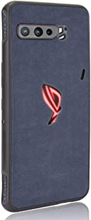 Asus ROG Phone 3 ZS661KS Case cellphone case Rugged Shield 360° protect your phone Vintage leather shell Cover Case for As...
