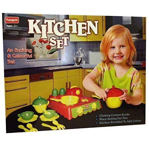 KIDS FUNSKOOL KITCHEN PLAY SET by Funskool