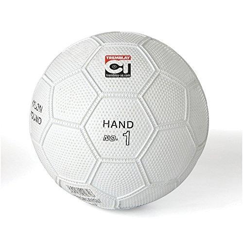 Visiodirect Ballon de Handball Caoutchouc - Taille...