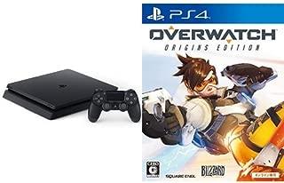 PlayStation 4 ジェット・ブラック 1TB (CUH-2000BB01) + オーバーウォッチ オリジンズ・エディション - PS4