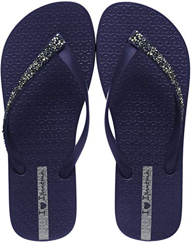 Ipanema Damen Glam Special FEM Zehentrenner, Blau (Blue 8330), 40 EU
