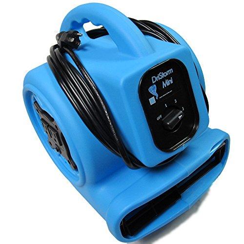 DriStorm Mini Air Mover w/GFCI 1/5Hp
