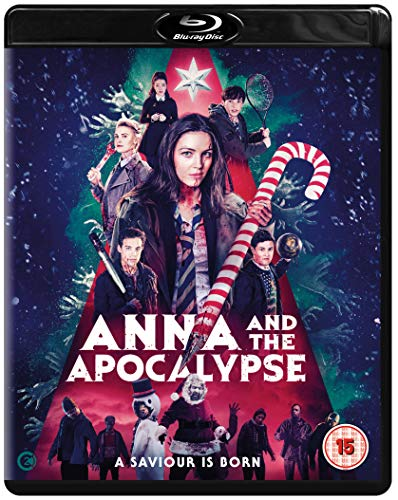 Anna and the Apocalypse (Double Disc Edition) [Region Free] [Blu-ray]
