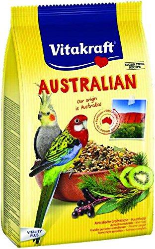 Vitakraft B-08313 Australian para Pájaros - 750 gr ✅