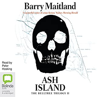 Ash Island cover art
