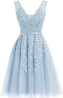 Women's Dress Short Net Bridesmaid Dress s Evening Cocktail Gowns