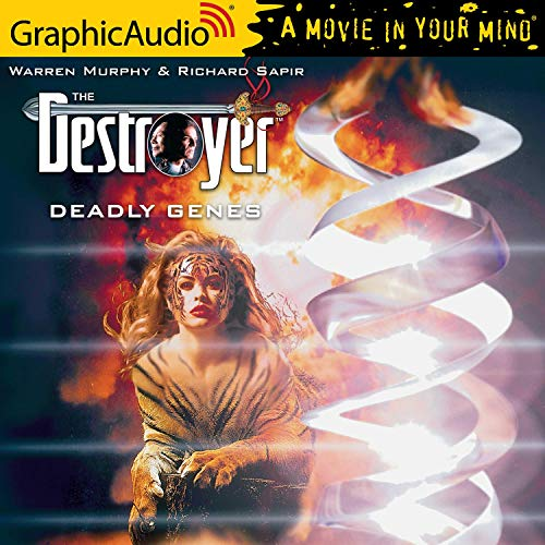 Deadly Genes [Dramatized Adaptation] cover art