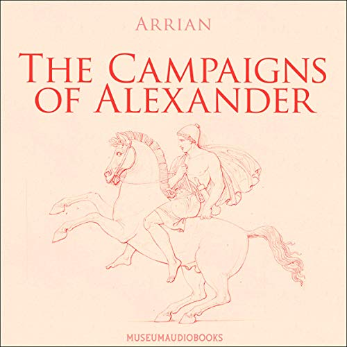 The Campaigns of Alexander cover art