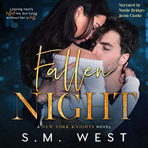 Fallen Night Audiobook By S.M. West cover art