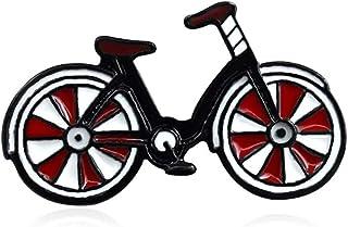 Oce180anYLV Creativo Spilla Pin Cartoon Smalto Bicicletta Distintivo Collare Bavero Spilla Pin Vestiti Gioielli Bag Decor