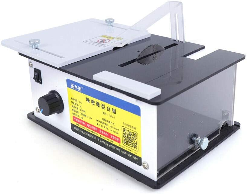 DENESTUS Electric Table 70% OFF Outlet Saw Precision unisex Mini Portable Tab