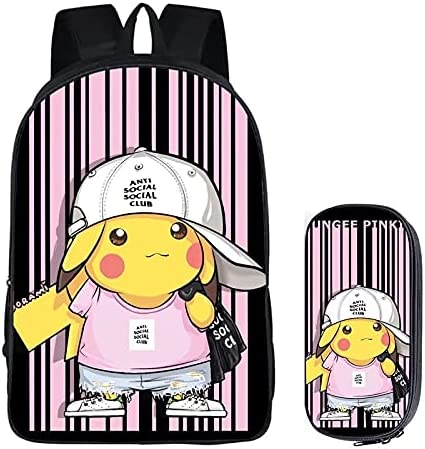 Anime Backpack Boy Girls B Sales shop results No. 1 Boys