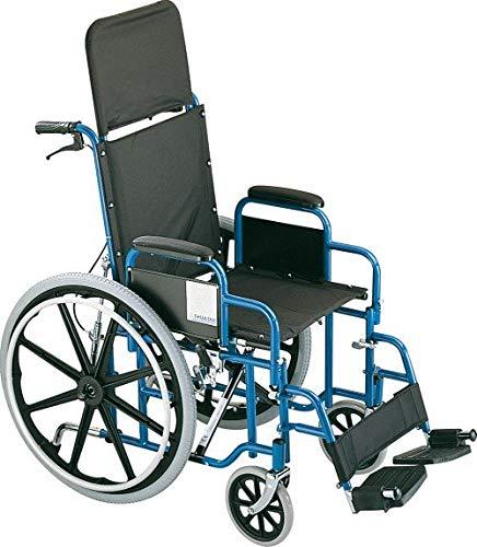Thuasne - Silla de ruedas mod. Classic Evolution respaldo reclinable