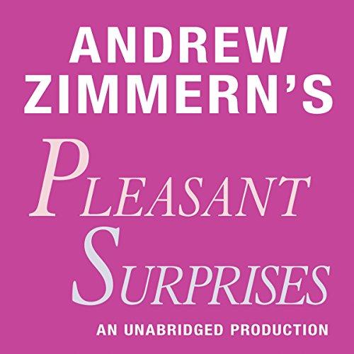 Andrew Zimmern's Pleasant Surprises audiobook cover art