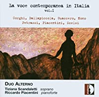 Contemporary Voice in Italy 1