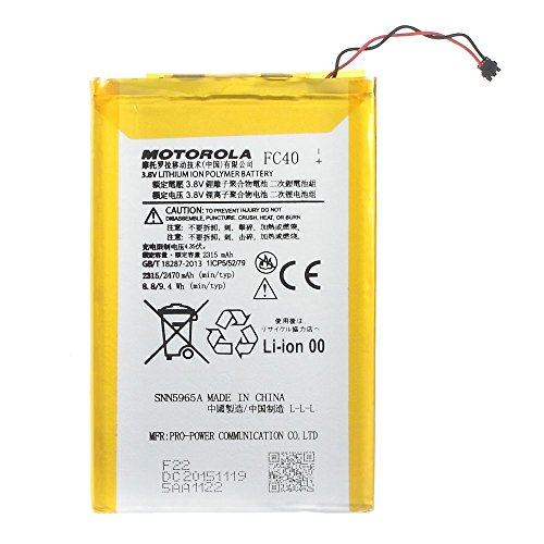 Akku FC402470mAh Motorola Moto G3xt1540XT1541XT1548
