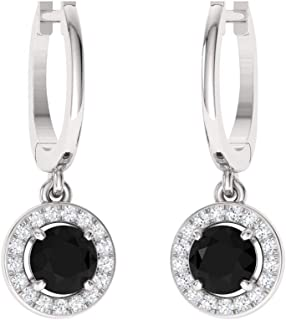 Best black and white drop earrings Reviews