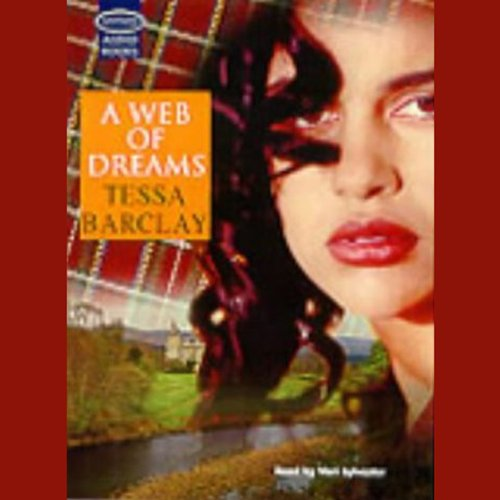 A Web of Dreams audiobook cover art