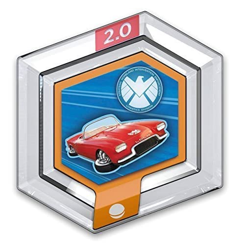 Disney Infinity 2.0 Power Disc - Marvel - Lola by Disney Infinity