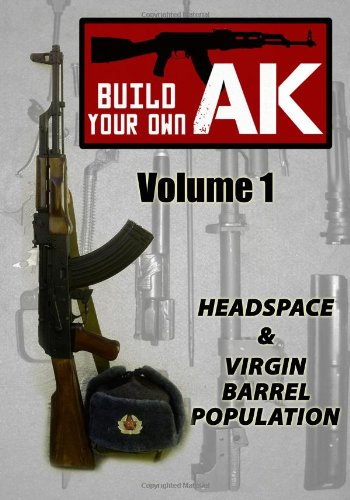 Image OfBuild Your Own AK: Vol. I: Headspace & Virgin Barrel Population (Volume 1)