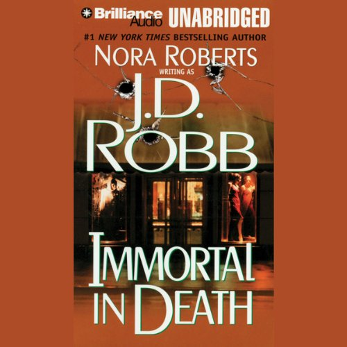 Immortal in Death: In Death, Book 3 cover art
