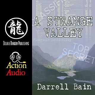 A Strange Valley audiobook cover art