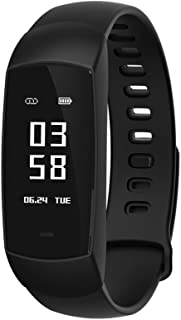 Pulse Oximeter Tracker Wristband with Heart Rate Monitor by Aupalla