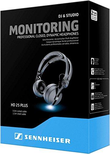 Sennheiser HD 25 Plus Monitor-Kopfhörer
