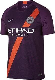 NIKE 2018-2019 Man City Third Football Shirt