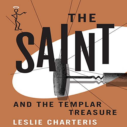 The Saint and the Templar Treasure cover art