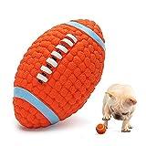 Squeaky Dog Play Rugby, Pelota de LáTex para Perros, Pelota Flotante para Juguetes Interactivos para Buscar y Jugar para Perros (Squeaky Dog Toys)