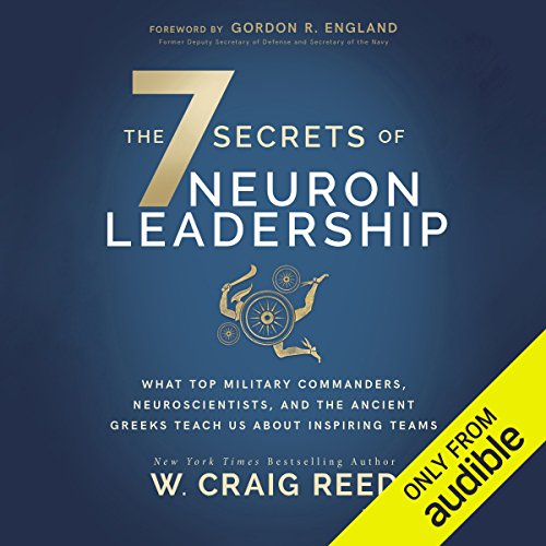 The 7 Secrets of Neuron Leadership audiobook cover art
