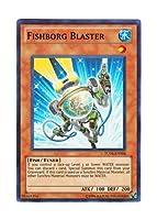 遊戯王 英語版 TU06-EN004 Fishborg Blaster フィッシュボーグ-ガンナー (スーパーレア)