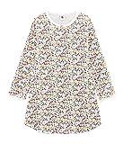 Petit Bateau Chemise De Nuit ML_5228601, Multicolore (Marshmallow/Multico 01), 116 (Taille Fabricant: 6ans/116centimeters) Fille