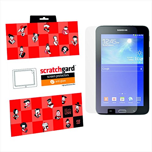 Original Scratchgard Anti-Glare Screen Protector for Samsung SM-T113 Galaxy Tab 3 Lite 7.0 VE