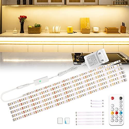 Wobsion LED Unterbauleuchte, 3m...