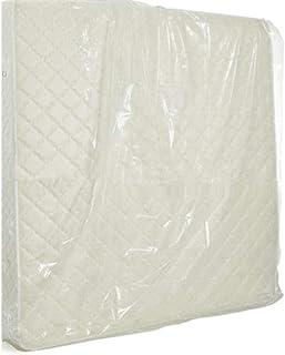 BCGT Super Extra Large Protecteur de Matelas d'emballage Housse Mouvement Stockage Transparent 240x270cm Épaisseur Super é...