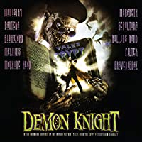 TALES FROM THE CRYPT PRESENTS: Demon Knight (Original Motion Picture Soundtrack) [Clear w/ Green & Purple Swirl]