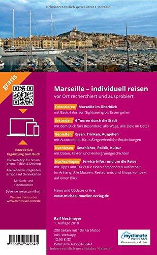 Marseille MM-City Reiseführer Individuell reisen mit vielen praktischen Tipps und Web-App - 2
