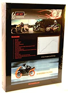 Kawasaki GPX 750R GPX750R GPX750 750 cc Custom Carburetor Carb Stage 1-7 Jet Kit