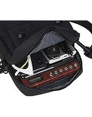 Bolsa portátil para Reproductor de CD, Reproductor de CD o Walkman, Bolsa de Hombro, Funda Protectora de Almacenamiento para Disco Duro Compatible con la mayoría de Reproductores de CD portátiles